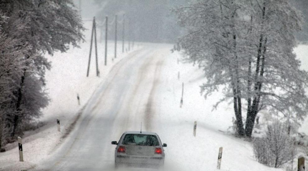 От утре се въвежда зимното поддържане на републиканските пътища