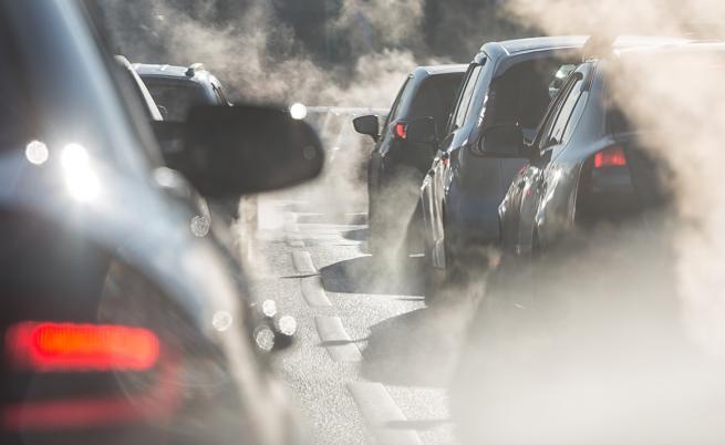 Мръсен въздух в София, безплатни буферни паркинги днес