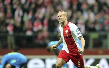 Халф на Лудогорец донесе победа на Полша