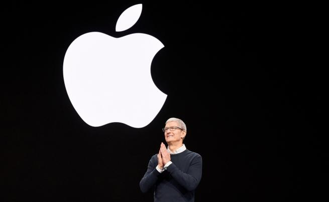 Apple с нов рекорд - достигна цена от 1,5 трлн. долара