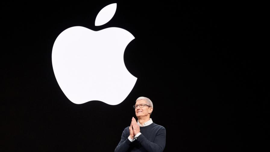 Тим Кук, изпълнителен директор на Apple