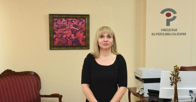Омбудсманът Диана Ковачева смята, че отказът от идеята за неплащането