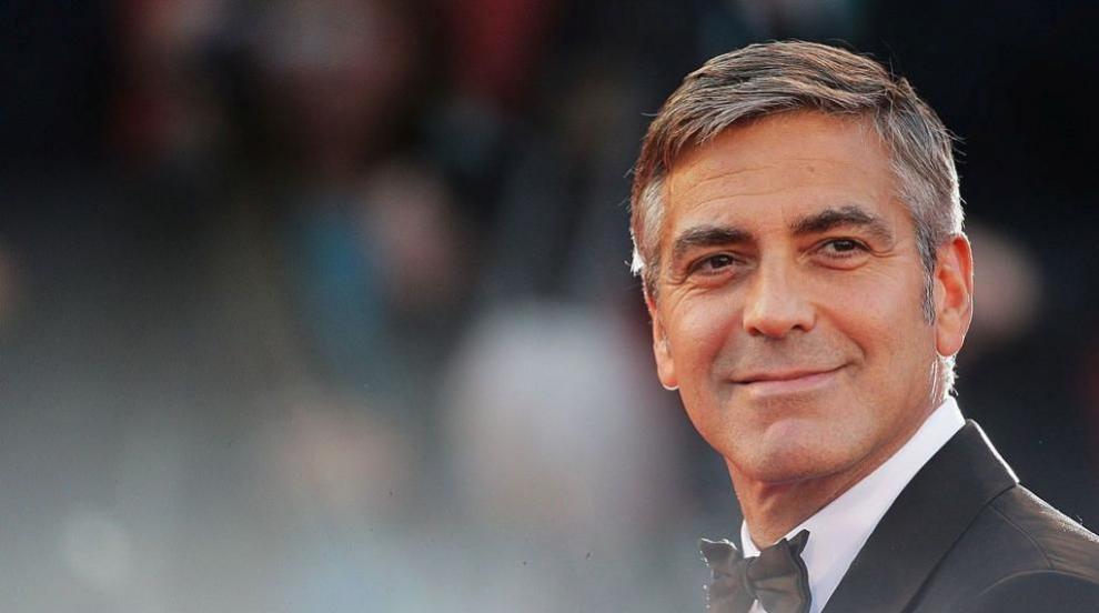 Бурята Денис не подмина и имот на Джордж Клуни (СНИМКИ)