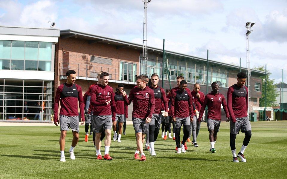 Новата спортна база на европейския шампион Ливърпул ще бъде готова