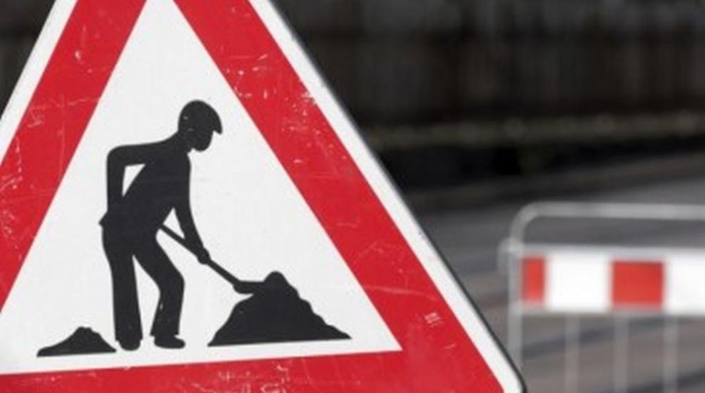 "Заради смяна на мантинели: Движението на магистрала ""Тракия"" в посока..."