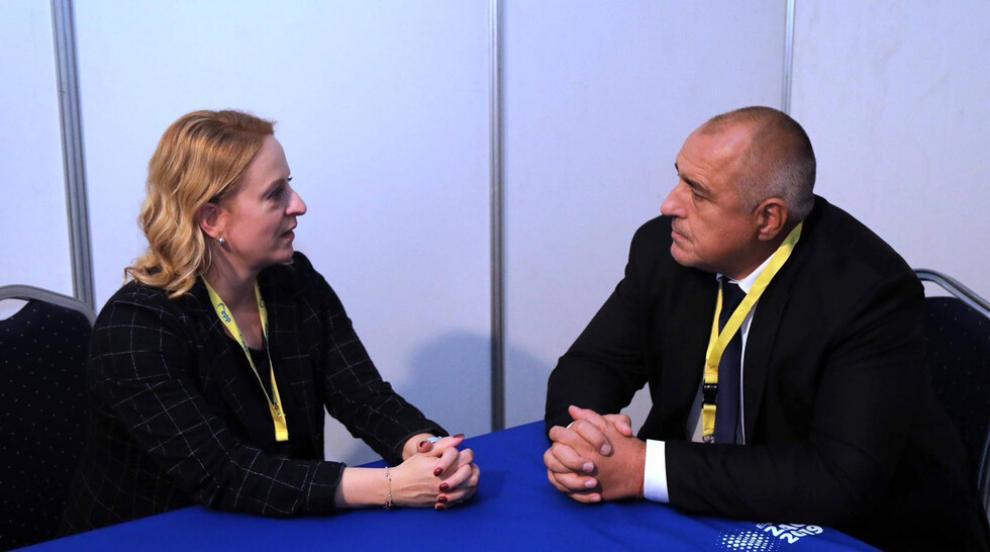 Борисов към Естер де Ланге: Контрабандата в България е под 3,4% (СНИМКИ)