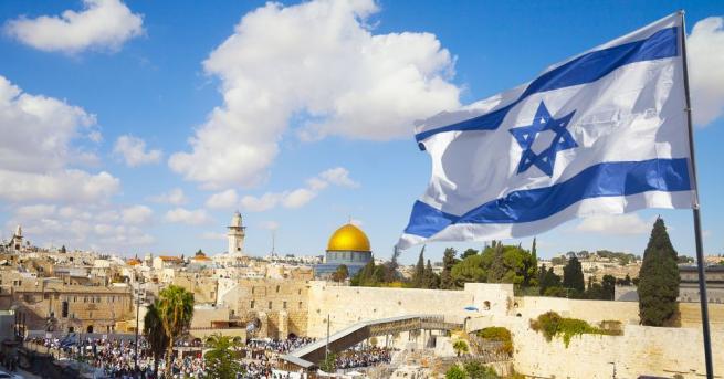 Бени Ганц, основният политически противник на израелския премиер Бенямин Нетаняху,