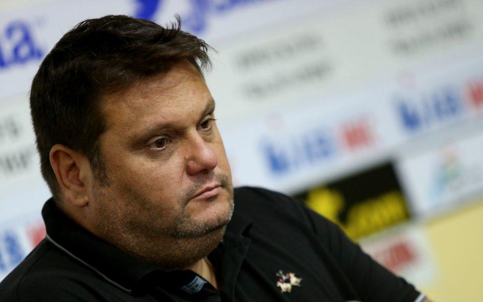 Едно от най-доказаните имена в българския волейбол Мартин Стоев коментира