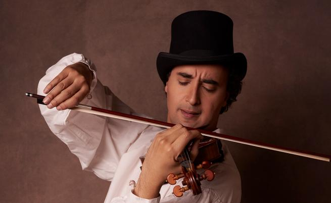 Марио Хосен: С личността на Паганини ме свързва кауза и съдба