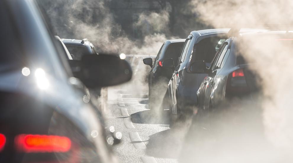 Още мерки за мръсния въздух, предлагат екостикери за колите (ВИДЕО)
