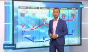 Прогноза за времето (22.11.2019 - обедна емисия)