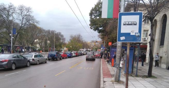 На спирките на градския транспорт във Варна да бъдат поставенипредпазни