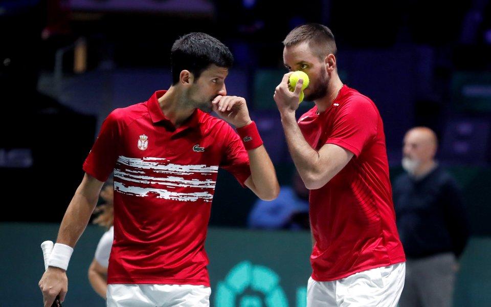 Нови победи за Сърбия и Испания на АТП Къп