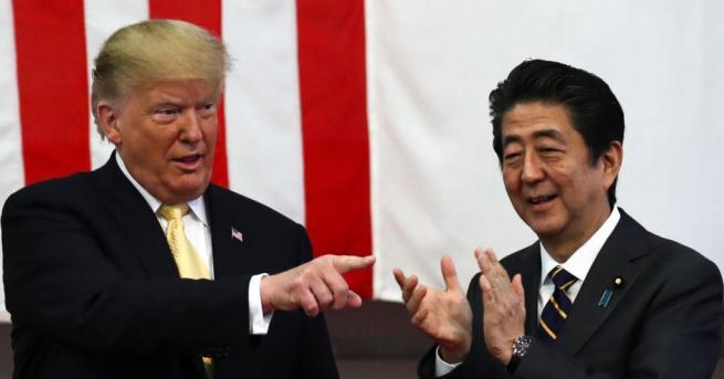 Американското военно присъствие в Япония пречи на сближаването между Токио