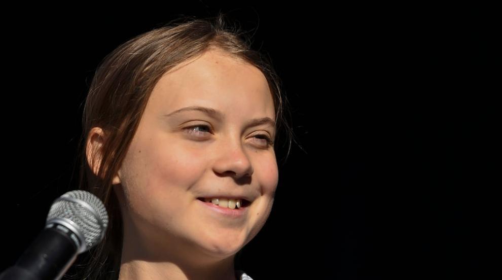 BBC ще продуцира документален сериал за Грета Тунберг (СНИМКИ)