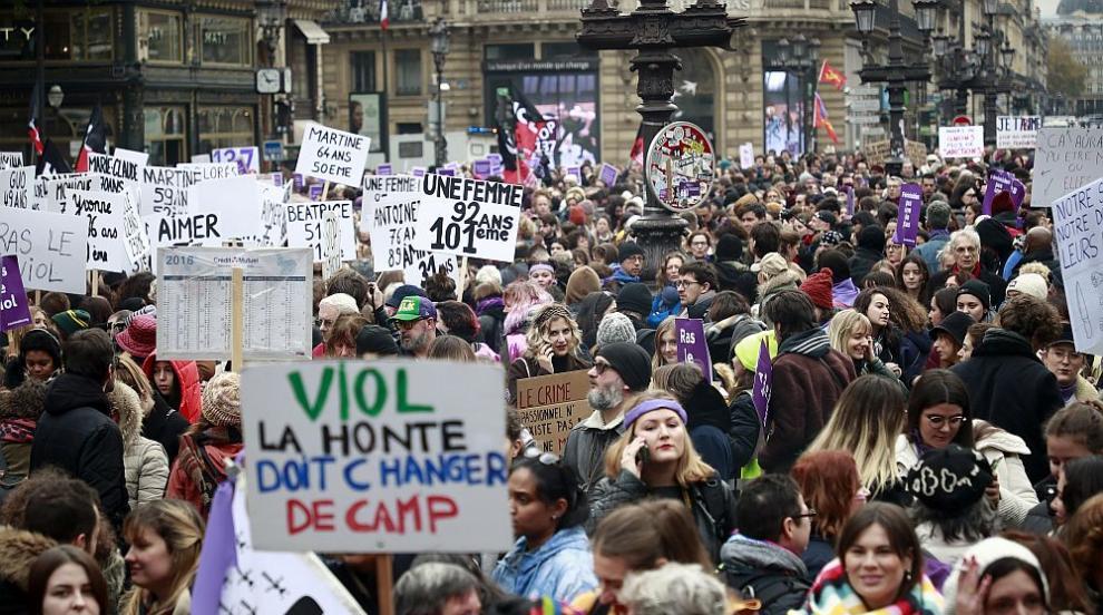 250 000 протестират във Франция заради пенсионната реформа