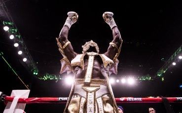 Уайлдър към AJ: Трябва да доминираш, човече, не просто да тичаш около ринга