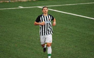 Малшанс за отбора на български талант в Италия