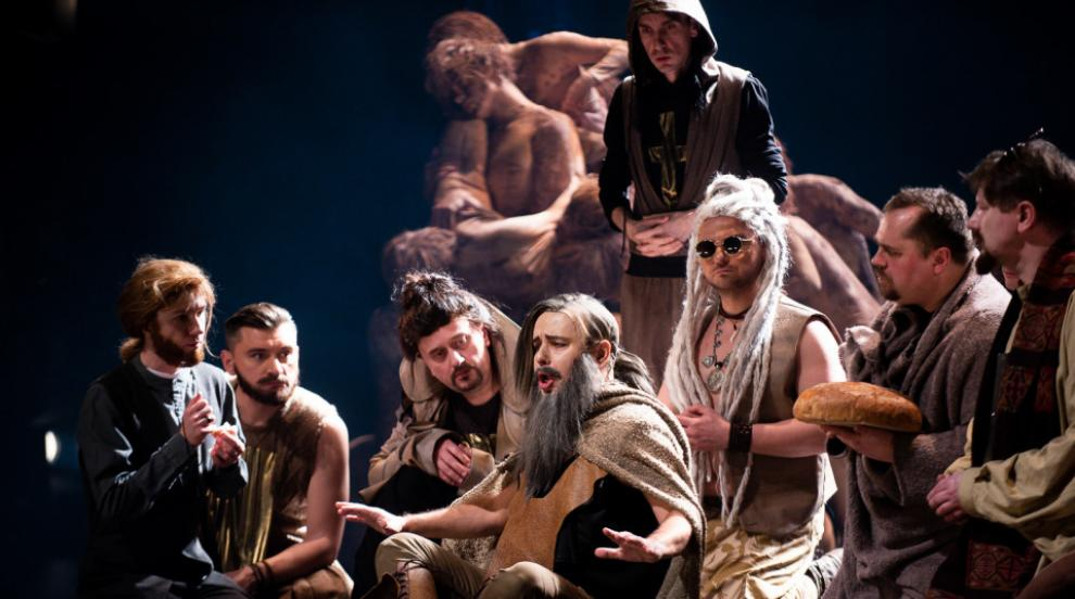 """ФОБИ: Балтийската опера в Гданск представя """"Таис"""" от Масне"""