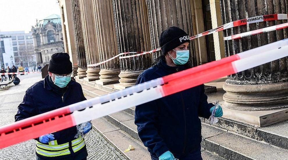 Полицията в Германия обяви награда за крадците в музея в Дрезден