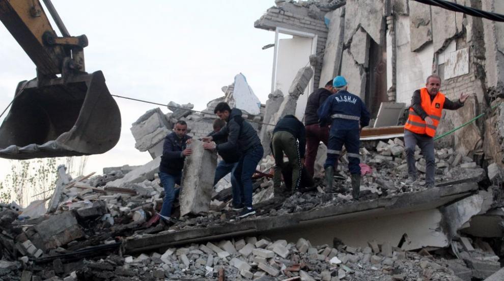 1300 земетресения са регистрирани в Албания за пет дни