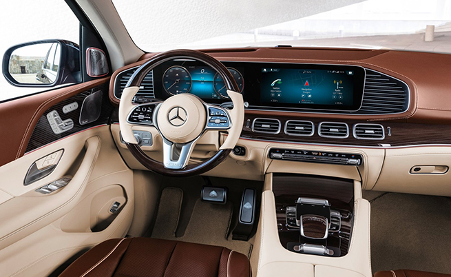 Mercedes-Benz GLS 600 Maybach