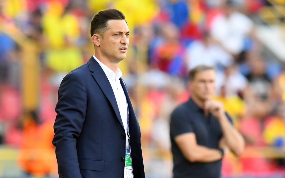 Румънците сложиха нов треньор за евентуалния мач с България