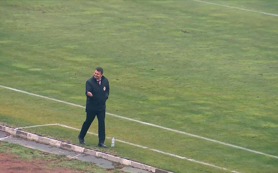 Наставникът на ЦСКА Милош Крушчич коментира предстоящото голямо дерби срещу