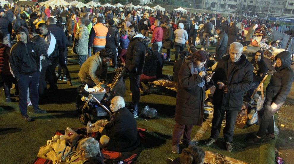 Ден на траур в Албания в памет на жертвите на земетресението