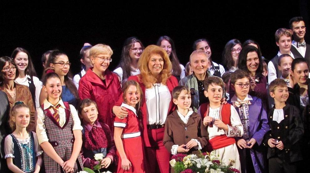 Йотова от Ню Йорк: Освен знанията трябва да дадем на децата си любовта към...