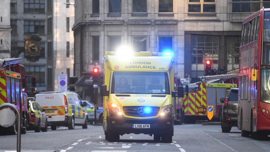 Нападателят от Лондон е осъден терорист