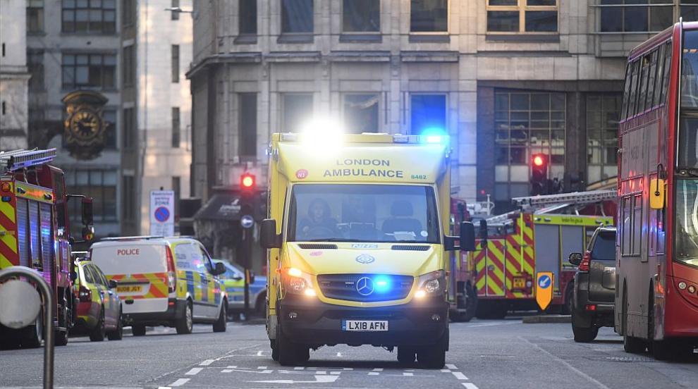 """Двама души са загинали при нападението в района на """"Лондон бридж"""""""