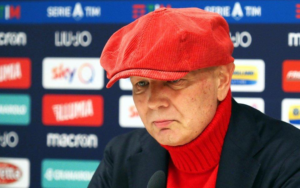 Непримиримият воин Михайлович: Играчите трябва да дават 200%