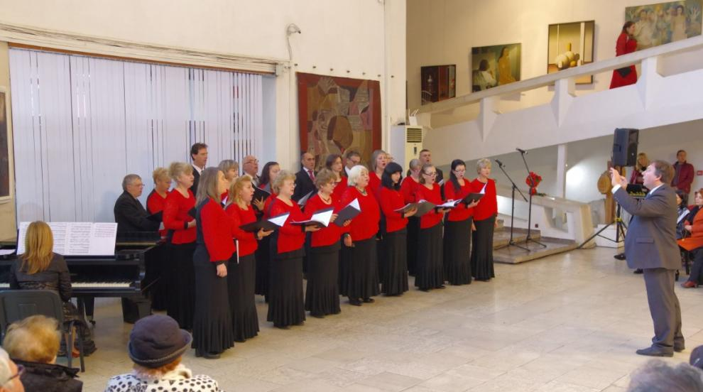 Казанлък празнува творчеството на Маестро Стайнов