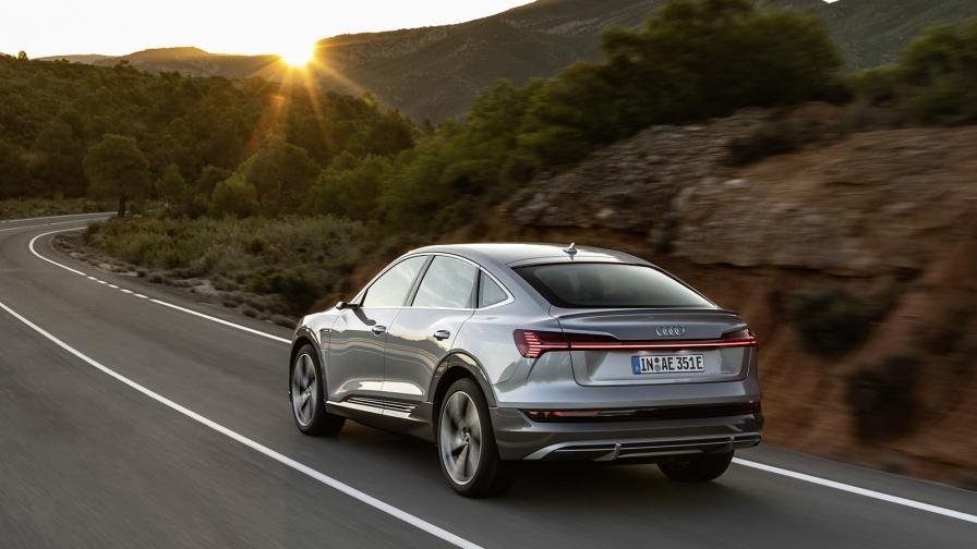 Audi налива 12 млрд. евро за електрификация до 2024 г.