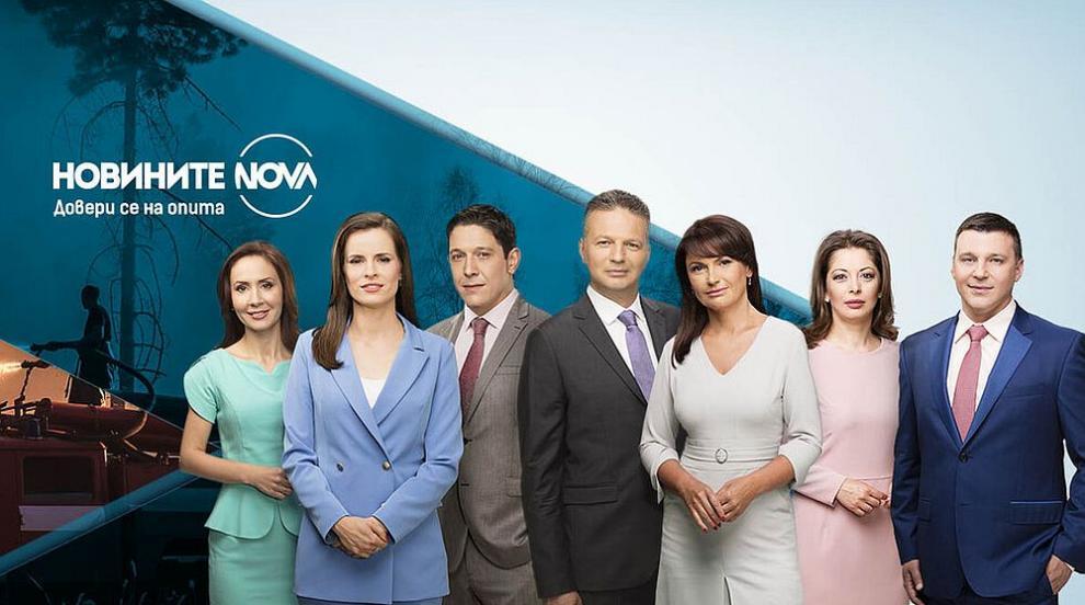 Лидерска позиция и ръст за NOVA през ноември