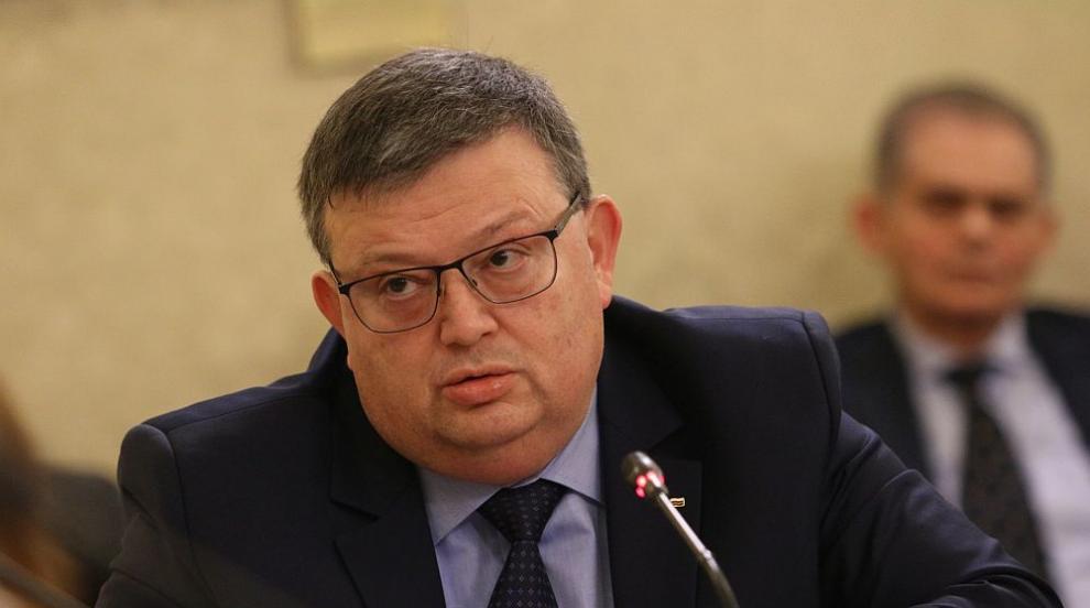 Цацаров за Прокопиев: Битката не е приключена