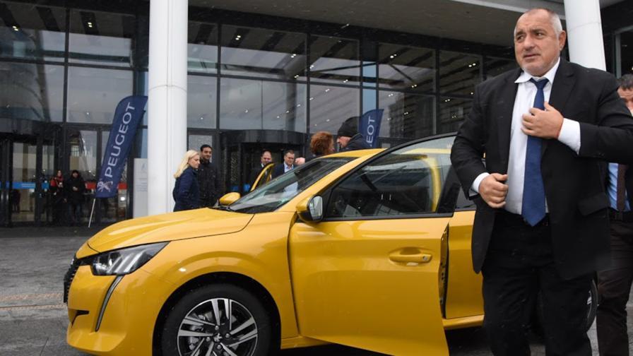 Първото 3D дигитално приборно табло е дело на българи, внедрява се в Peugeot 208