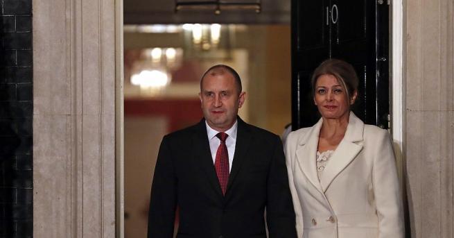 От 21 до 23 януари президентът Румен Радев ще бъде
