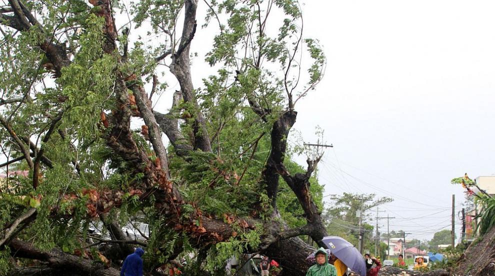 Най-малко 17 са загинали от тайфуна Камури във Филипините (ВИДЕО/СНИМКИ)