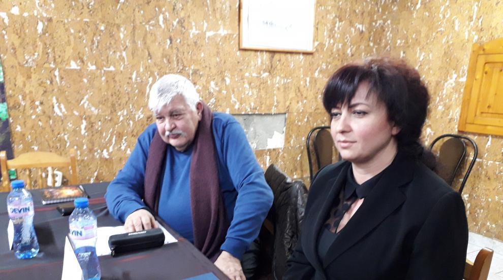 Жанета Панайотова застава начело на ВиК Шумен