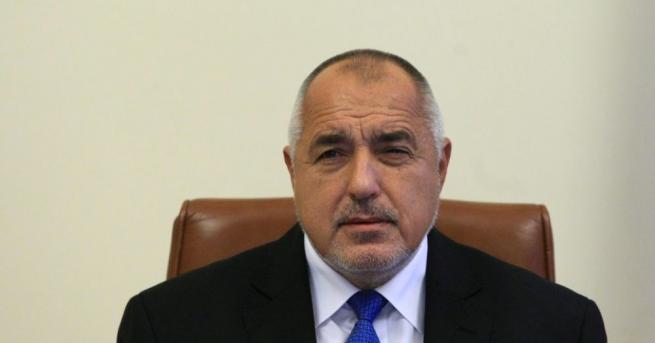 Министър-председателят Бойко Борисов изпрати съболезнователна телеграма до украинския премиер Олексий