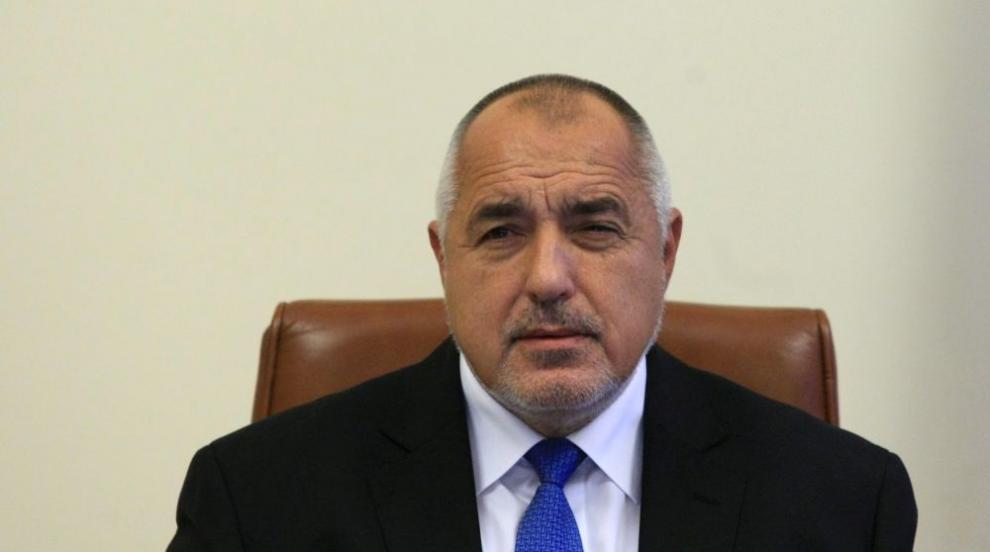 Борисов изказа съболезнования на украинския премиер заради пожара в Одеса