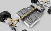 Това е архитектурата на Volvo XC40 Recharge с литиево-йонна батерия.