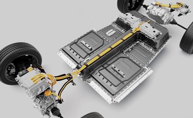 Цените на батериите са паднали с 87% спрямо 2010 г.