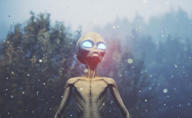 Как хората през вековете са си представяли извънземните