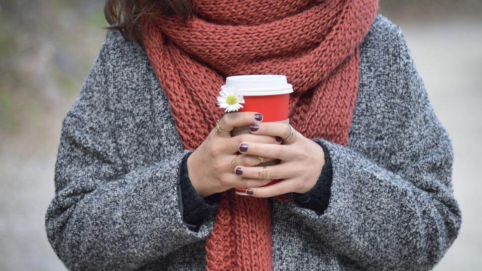 зима кафе