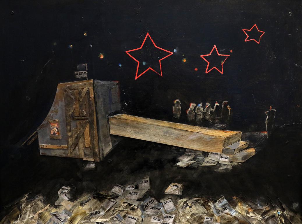 <p>&bdquo;Дванадесетте стола&ldquo; от Илф и Петров, реж. Павел Панев - сценография</p>