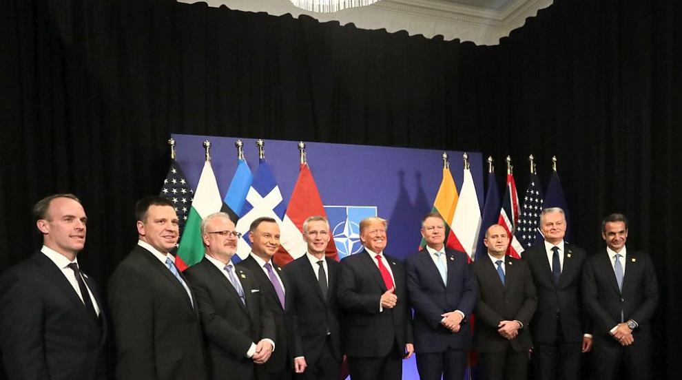 Радев: Ние сме втората страна в НАТО, след САЩ с такъв висок разход за...
