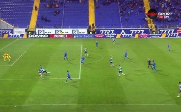 Имаше ли дузпа за Черно море срещу Левски?